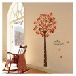 Samolepka na stenu - Korejský strom