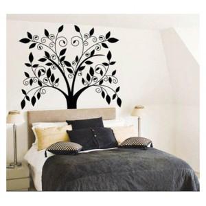 Samolepka na stenu - Magický strom