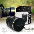 Camera Lens Shot - Poldecák objektív