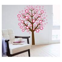 3D tapeta - Ružový strom