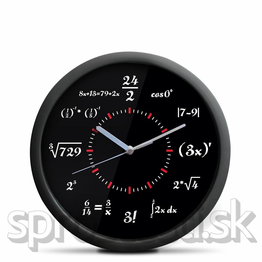 Hodiny pre matematikov
