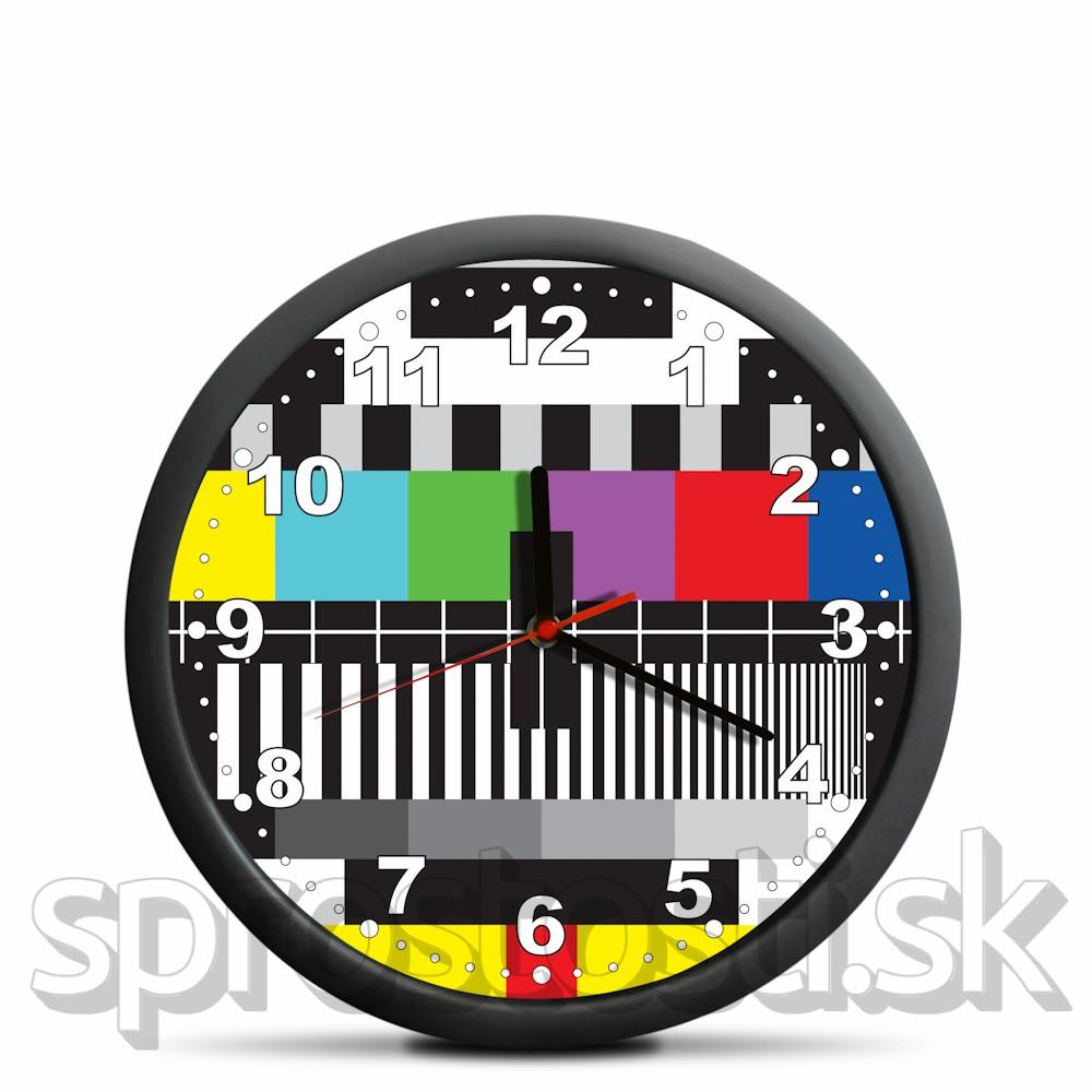 Nástenné hodiny Monoskop