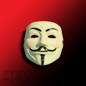 Maska V ako Vendetta
