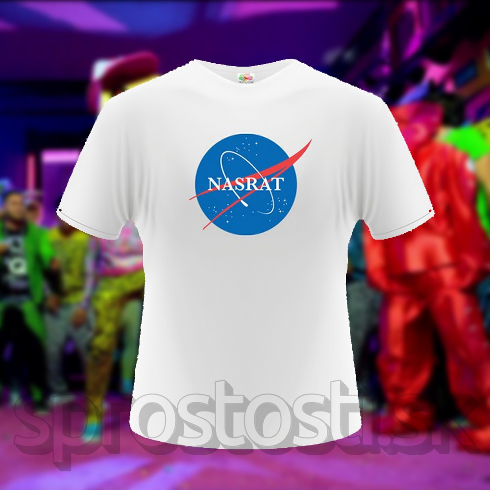 NASRAT Pánské tričko - Sprostosti.sk 71ff74ff36