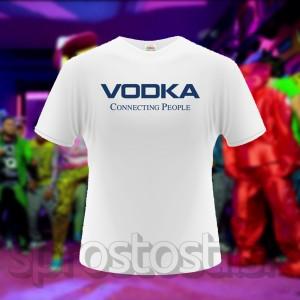 VODKA Pánské tričko