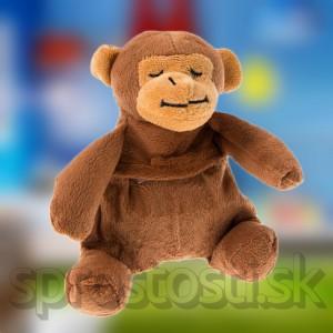 Hrejivý plyšák opička