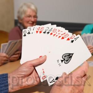 Obrie karty pre dôchodcov