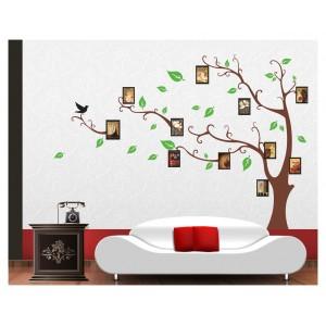 Samolepka na stenu - Strom spomienok